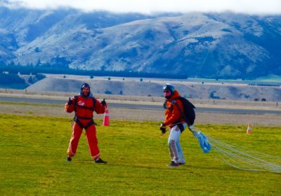 #3 Go Skydiving