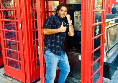 #78 Make a Call from a London Phone Booth