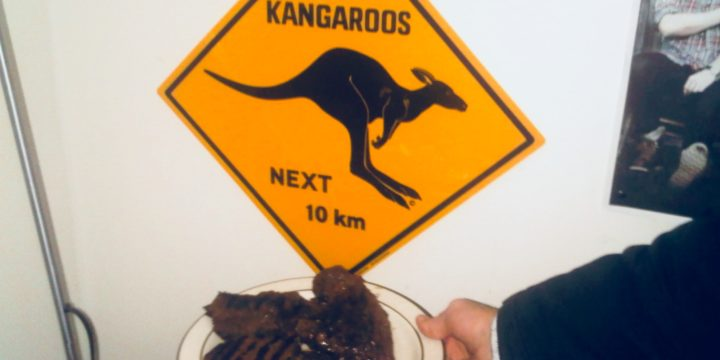 #60 Eat Kangaroo Steak