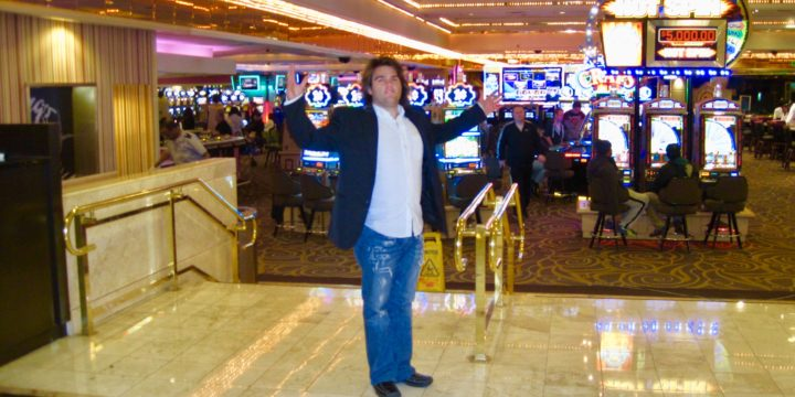 #26 Gamble in Las Vegas