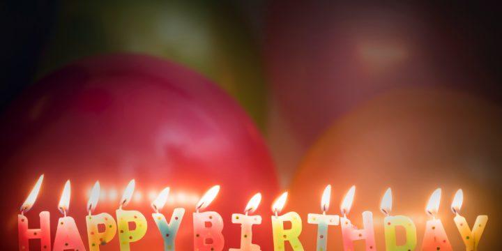Happy Birthday BucketLaunch!