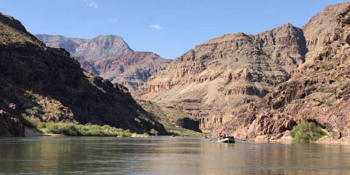 Life Below the Rim: Whitewater Rafting the Grand Canyon