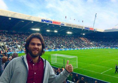 #63 Attend a European Soccer Match